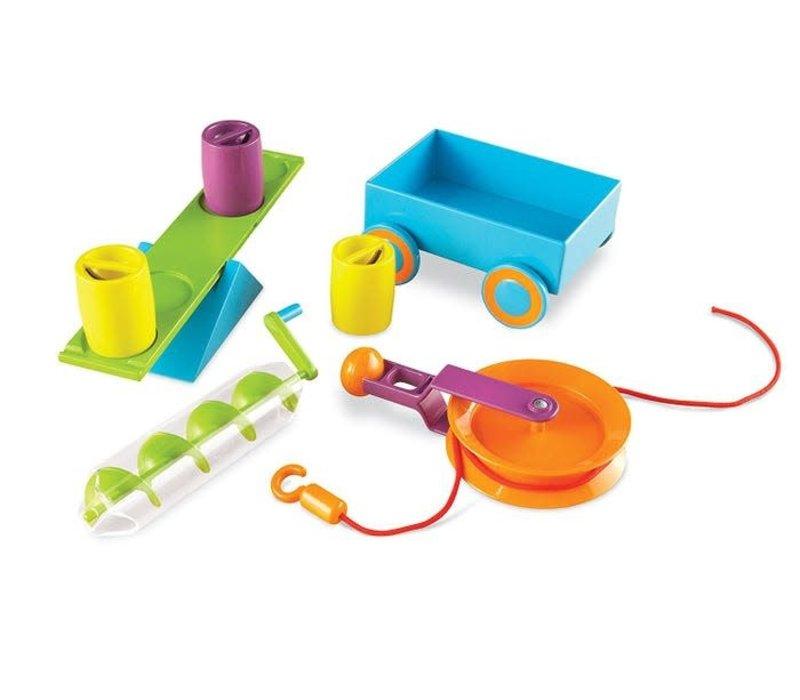 STEM Simple Machines Activity Set *