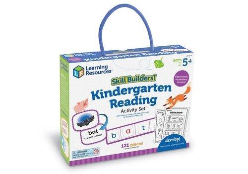 Learning Resources Skill Builders! Kindergarten Readers *