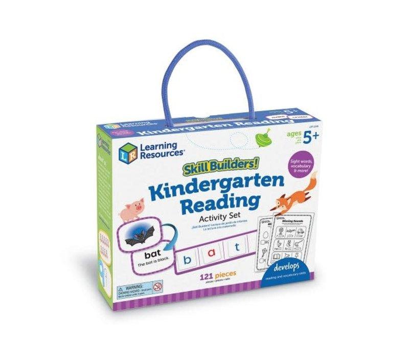 Skill Builders! Kindergarten Readers *