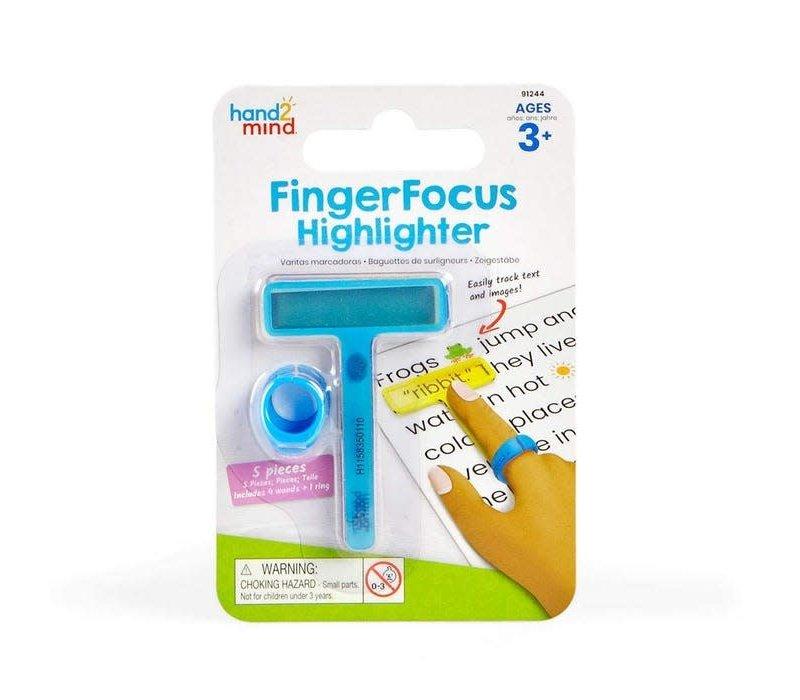 Finger Focus Highlighter