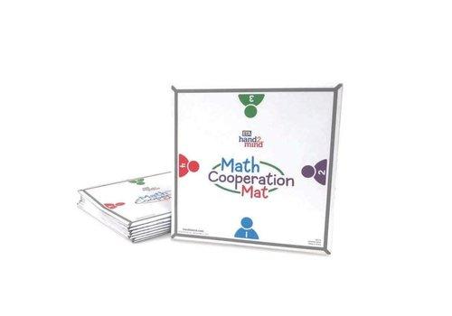 Hand2Mind Math Cooperation Mats