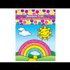 Do a Dot Do-A-Dot Rainbow Trail  Activity Book *