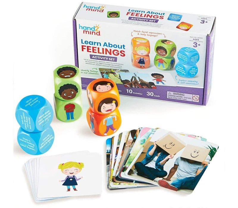 Learning About Feelings Activity Set