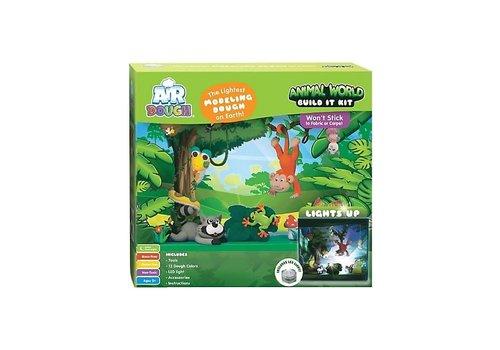 stortz toys Air Dough Animal World Build It Kit *