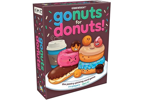 Gamewright Go Nuts for Donuts! *