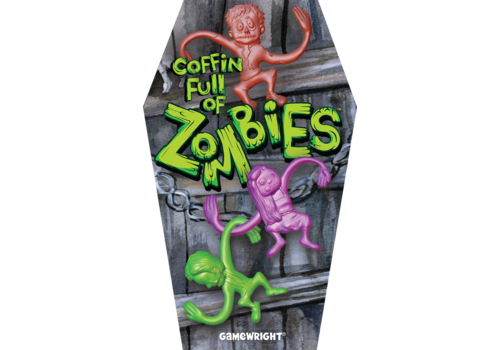 Gamewright Coffin Full Of Zombies *