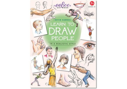 Eeboo Learn to Draw People*