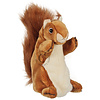 Squirrel (Red)  Long-Sleeved Glove Puppet*