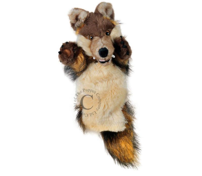 Wolf Long-Sleeved Glove Puppet *