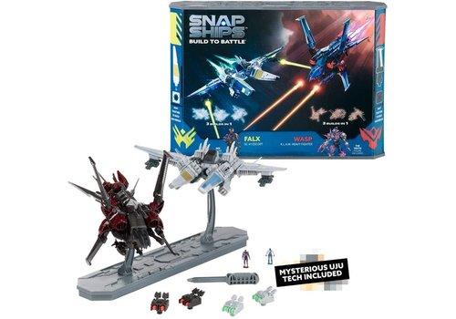 Playmonster Snap Ships Build to Battle - Falx Battle Set*
