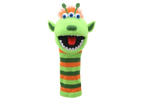 Narg Knitted Hand Puppet *