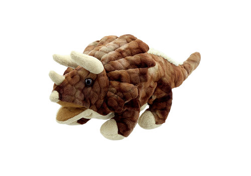 Baby Dinos- Baby Triceratops Puppet *