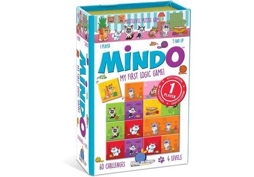 BLUE ORANGE GAMES MINDO Cat My First Logic Game *