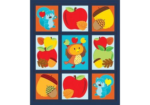 Carson Dellosa Fall Fun Prize Pack Stickers *