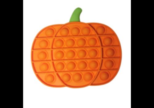 Munching Monster Pumpkin Bubble Popper *