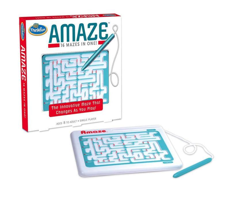 Amaze - 16 Mazes in One
