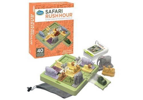 THINK FUN Safari Rush Hour