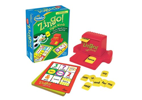 THINK FUN Zingo! Sight Words *