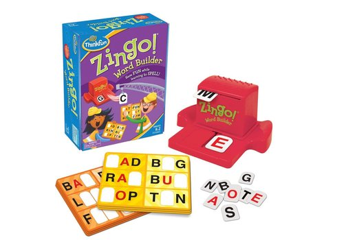 THINK FUN Zingo! Word Builder