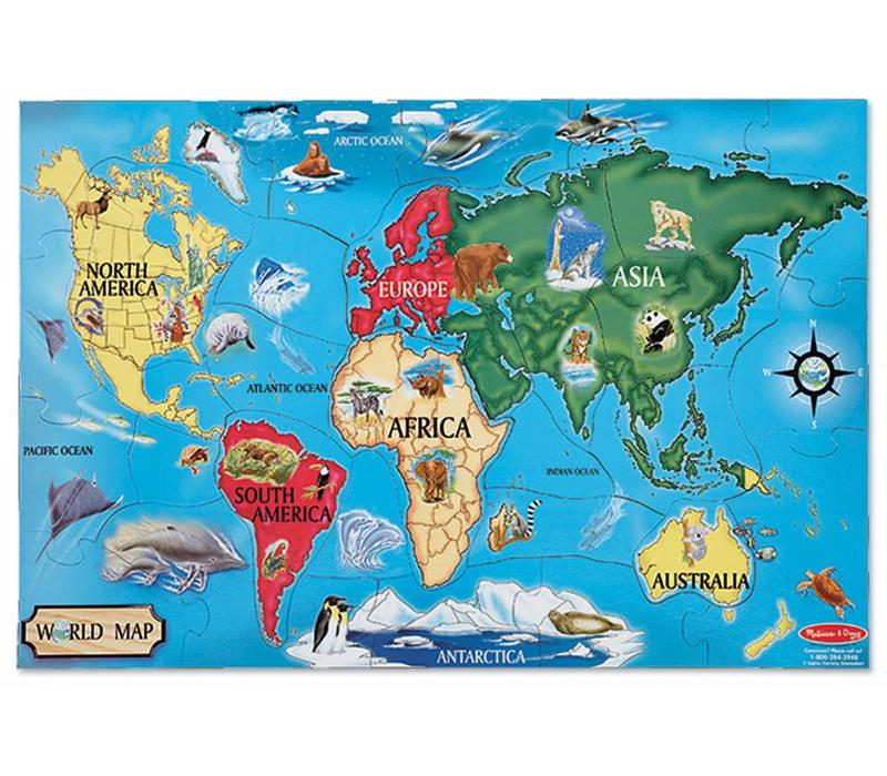 World Map Store.World Map Floor Puzzle Learning Tree Educational Store Inc