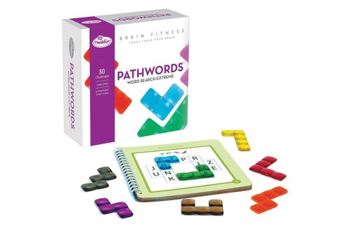 Brain Fitness - Pathwords Word Search Extreme