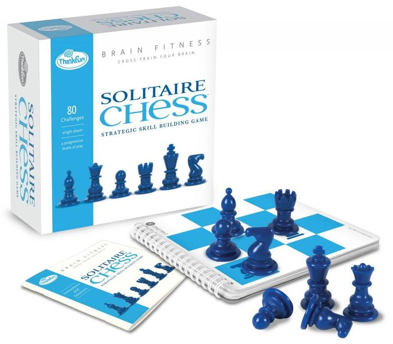 Brain Fitness - Solitaire Chess *