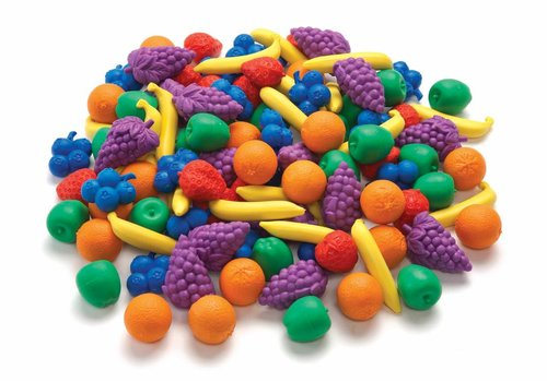 Didax Fruit Counters, Set of 108