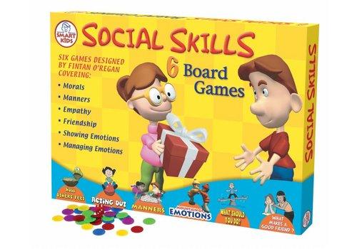 Didax Social Skills Board Games, 6 *
