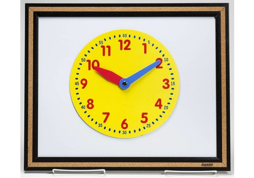 Didax Magnetic Demonstration Clock