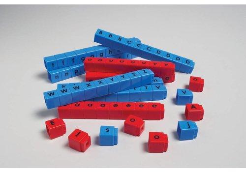 Didax Unifix Letter Cubes - CVC set of 90 *
