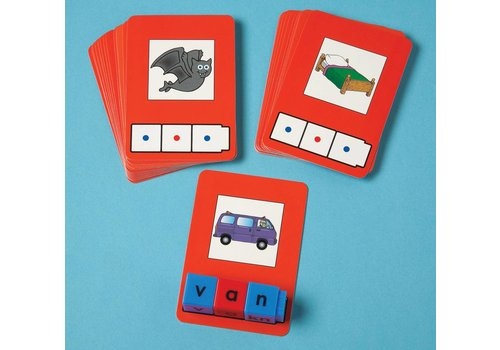 Didax CVC Word Building Cards