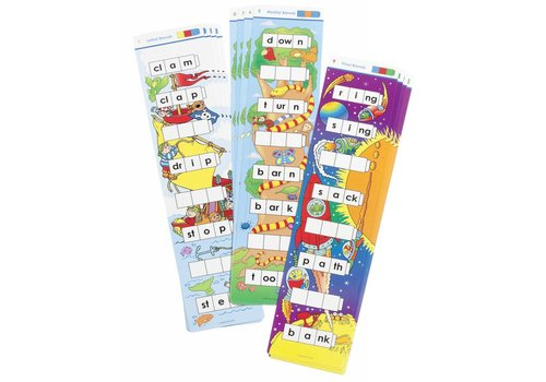 Didax Unifix Word Ladders, Blends *