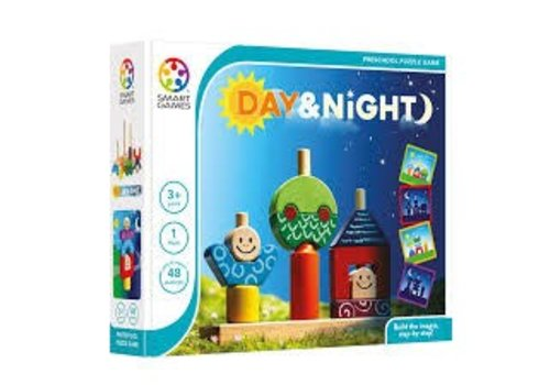 Smart Games Day and Night Preschool Game *