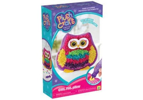 orb PlushCraft Owl Pal Pillow