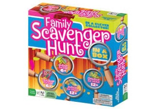 MindWare Family Scavenger Hunt Game
