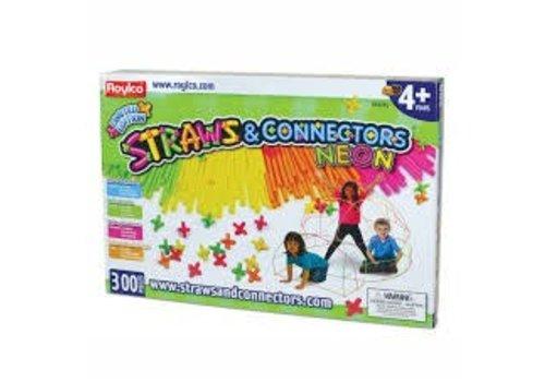 ROYLCO Straws & Connectors -300pc
