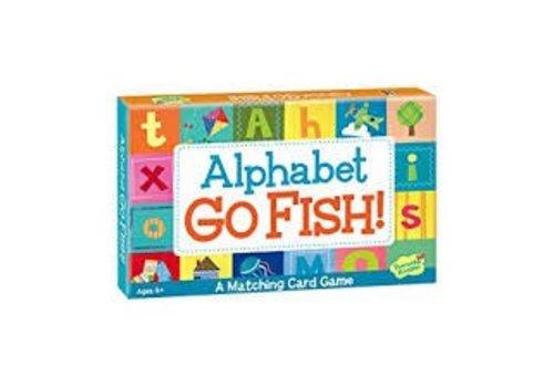 PEACEABLE KINGDOM Alphabet Go Fish! Card Game