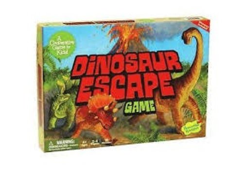 PEACEABLE KINGDOM Dinosaur Escape, Cooperative Game