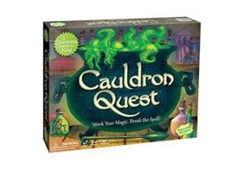 PEACEABLE KINGDOM Cauldron Quest Cooperative Game *