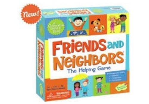 PEACEABLE KINGDOM Friends & Neighbours Cooperative Game