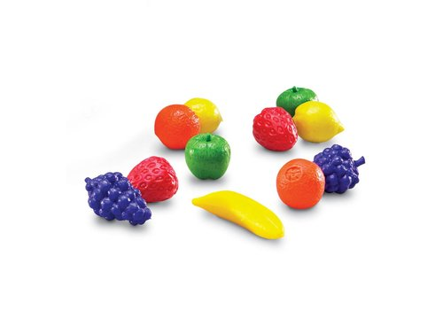 Learning Resources Fruity Fun Counters, Set of 108 *
