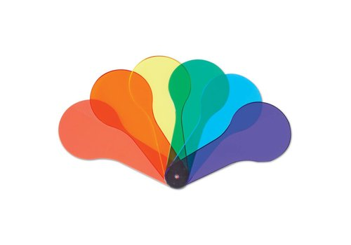 Learning Resources Primary Science Color Paddles