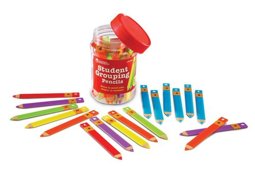 Learning Resources Student Grouping Pencils*