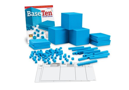 Learning Resources Base Ten Place Value Kit