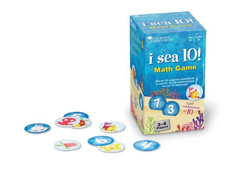 Learning Resources I Sea 10! Game *