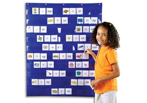 Learning Resources Standard Pocket Chart *