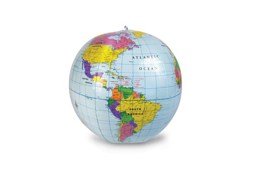 Learning Resources Inflatable World Globe