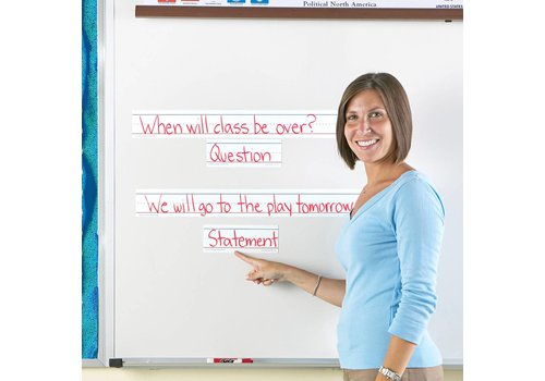 Learning Resources Magnetic Sentence Strips
