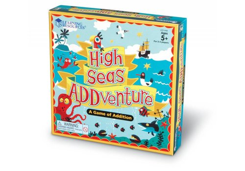 Learning Resources High Seas ADDventure-A Game of Addition