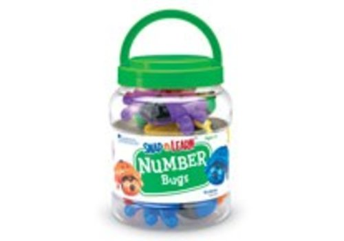 Learning Resources Snap-n-Learn Number Bugs *